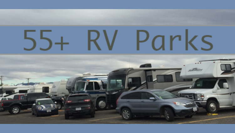 Sparkling Waters RV Resort - 55+ RV Park